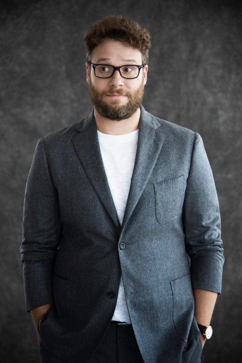 Seth Rogen - Haute Living Photoshoot - 2015