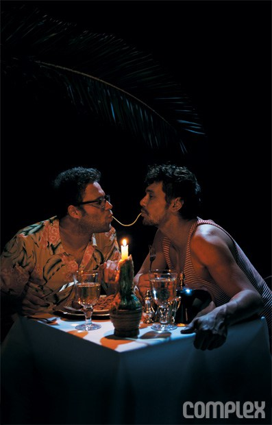 Seth Rogen and James Franco - Complex Photoshoot - 2013