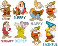 Seven Dwarfs - disney-sidekicks photo