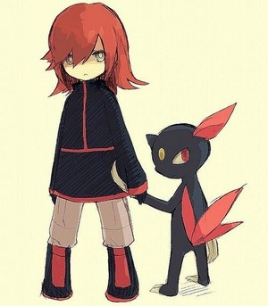 Silver and Sneasel