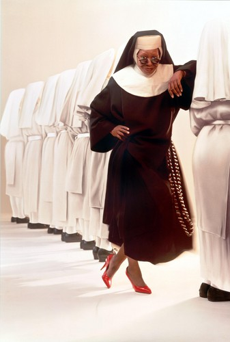 Whoopi Goldberg wallpaper entitled Sister Act