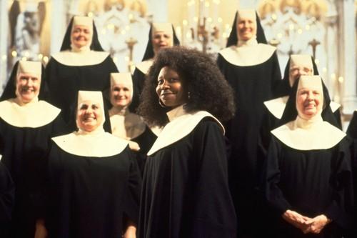 Whoopi Goldberg wallpaper entitled Sister Act