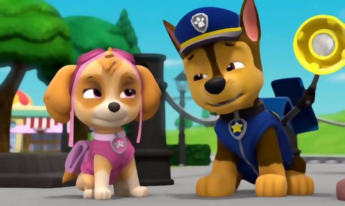 Paw Patrol Skye X Chase – Wonderful Image Gallery