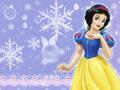 Snow White Winter Wallpaper - classic-disney wallpaper