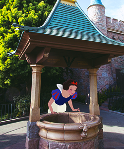 Snow White in ディズニー World