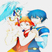 Some sappy love story images for Riku! - riku114 icon