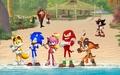 Sonic Boom - sonic-the-hedgehog photo
