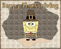 SpongeBob Thanksgiving wallpaper - spongebob-squarepants wallpaper