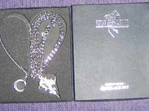 Squall Rinoa collar SET