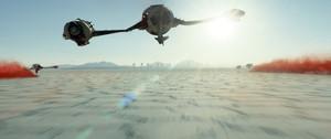 bintang Wars - Episode VIII: The Last Jedi promotional picture