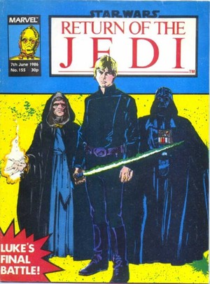 তারকা Wars Return of the Jedi