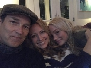 Stephen Moyer, Amy Acker and Natalie Alyn Lind