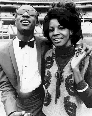 Stevie And Martha Reeves