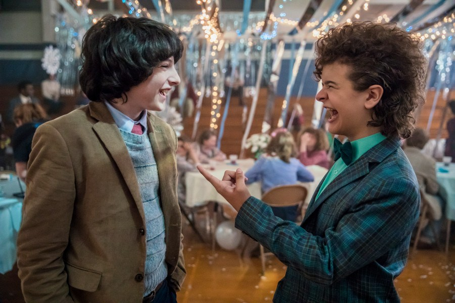Stranger Things Season 2 Behind the Scenes