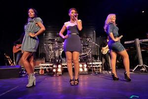 Sugababes ~ Round House Camden Crawl 10/15/10