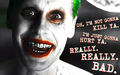 Suicide Squad - The Joker Wallpaper - I'm Not Gonna Kill Ya - suicide-squad wallpaper