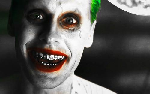 Suicide Squad wallpaper entitled Suicide Squad - The Joker Wallpaper