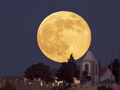 Supermoon - moon photo