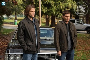 Supernatural - Episode 13.10 - Wayward Sisters - Promo Pics