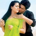 Suraj hua maddham - kajol  - shahrukh-khan-and-kajol photo