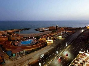 THIS ALEXANDRIA EGYPT NIGHT
