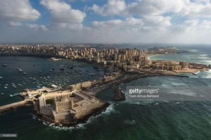 THIS IS ALEXANDRIA EGYPT