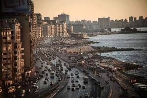 THIS IS ALEXANDRIA EGYPT