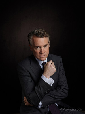 Tate Donovan as Mark Boudreau - Live Another dia