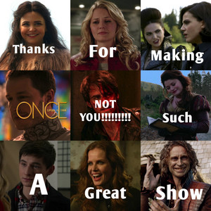 Thank te Once Upon A Time