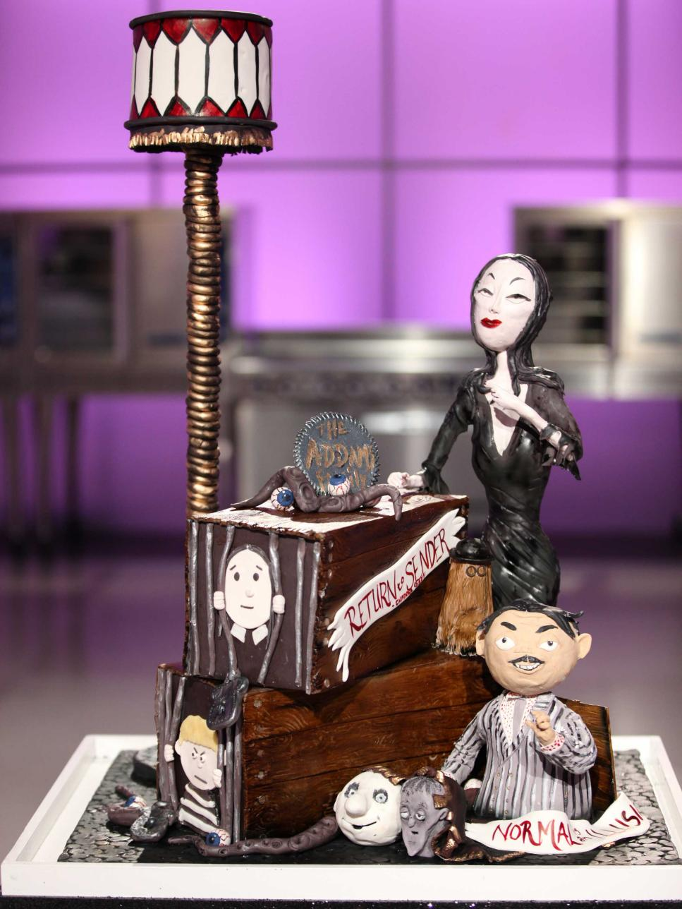 cake wars images the addams family cake hd wallpaper and background
