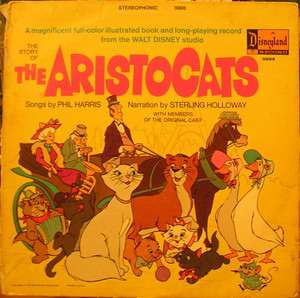 The Aristocats Movie Soundtrack