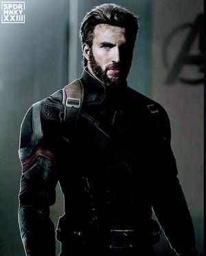 The Avengers Infinity War (Captain America)