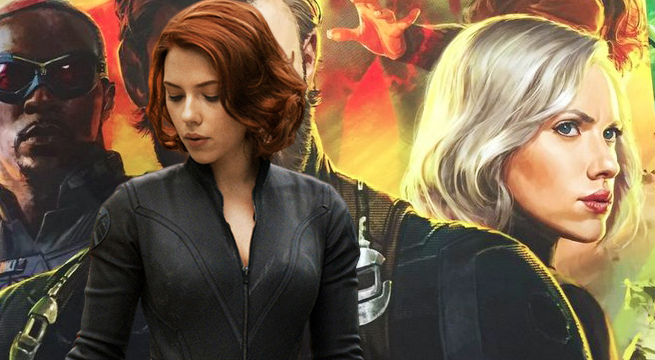 The Avengers Infinity War (Natasha Romanoff/Black Widow)