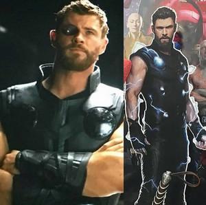 The Avengers Infinity War (Thor)