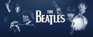 The Beatles Header/Banner