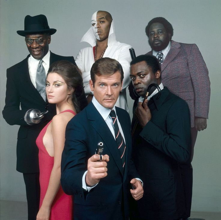 The Cast Of Live And Let Die