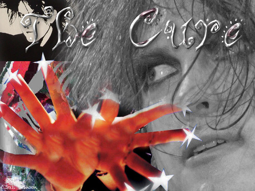 Robert Smith wallpaper called The Cure Wallpaper2