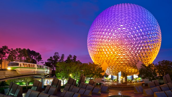 Image result for epcot at disney