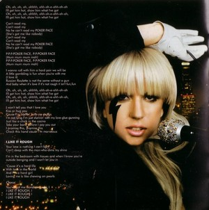 The Fame Booklet: pg. 3