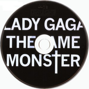 The Fame Monster CD