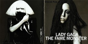 The Fame Monster: Front Cover