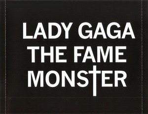 The Fame Monster: Inner Cover