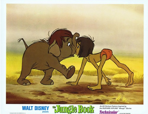 The Jungle Book Обои entitled The Jungle Book