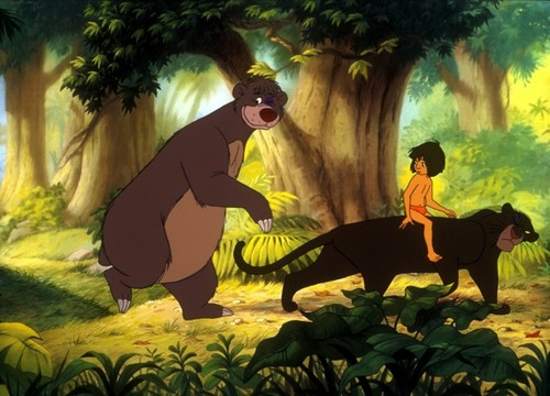 The Jungle Book Обои called The Jungle Book