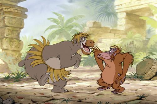 The Jungle Book Обои entitled The Jungle Book