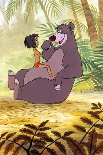 The Jungle Book kertas dinding titled The Jungle Book