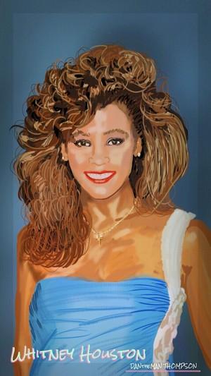 The Legendary Whitney Houston