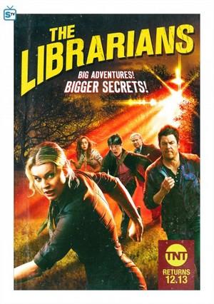 The Librarians - Season 4 - Poster