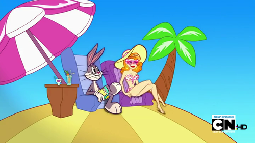 The Looney Tunes প্রদর্শনী দেওয়ালপত্র called The Looney Tunes প্রদর্শনী