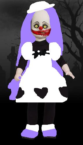 The Purple Clown Nurse
